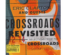 Eric Clapton Crossroads Revisited: Selections From Guitar Festivals (Vinyl 6LP Box Set)