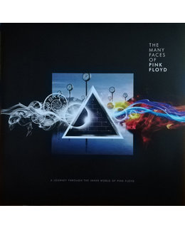 Various Artists Many Faces Of Pink Floyd  =2LP Coloured= A Journey Through The Inner World Of Pink Floyd