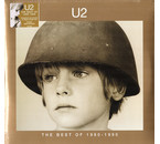 U2 Best of 1980 -1990 =2LP=180g