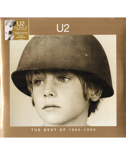 U2 Best of 1980 -1990 =2LP=
