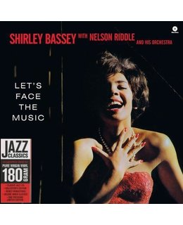 Shirley Bassey Let's Face The Music =With Nelson Riddle And His Orchestra