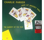 Charlie Parker Jazz at Massey Hall/The Quintet of the Year =180g vinyl