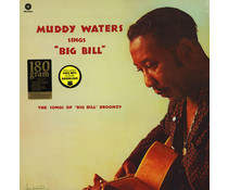 Muddy Waters -Sings Big Bill Broonzy =180g=