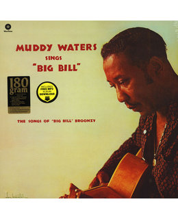 Muddy Waters Sings Big Bill Broonzy - 180g -