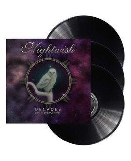 Nightwish  Decades (Live In Buenos Aires) =3lp