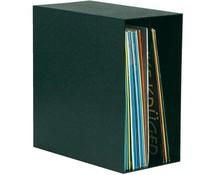 VinylVinyl Vinyl LP Record Storage Box = Solid plastic=