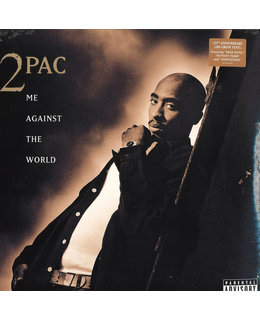 2Pac (Two Pac/Tupac) Me Against The World [2 LP]