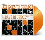 Dave Brubeck/Quartet Jazz Goes To College = coloured vinyl 180g =
