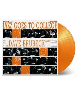 Dave Brubeck / Quartet Jazz Goes To College = coloured vinyl 180g =