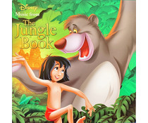 OST - Soundtrack- Music from the Jungle Book - Disney-