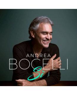 Andrea Bocelli Si =2LP 180g vinyl=