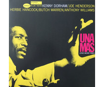 Kenny Dorham UNA MAS (One More Time) = Blue Note 80 Vinyl Reissue Series =