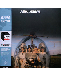 ABBA Arrival =45RPM=180g 2LP=Half-Speed Mastering