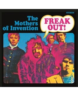 Frank Zappa / The Mothers Of Invention Freak Out =2LP=180g
