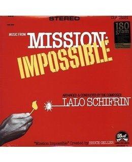 OST - Soundtrack- Soundtrack = Mission Impossible = Lalo Schifrin