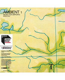 Brian Eno Ambient 1: ( Music For Airports) 2LP Half Speed Mastered Edition