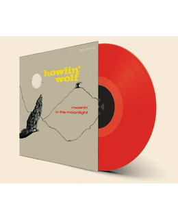 Howlin Wolf Moanin in the Moonlight - Coloured vinyl