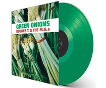 Booker T & Mg s Green Onions =GREEN COLOURED VINYL=