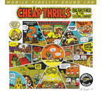 Janis Joplin Cheap Thrills ( Big Brother and the Holding Company ) 180g 45RPM 2LP   	  	Big Brother and the Holding Company with Janis Joplin - Cheap Thrills 180g 45RPM 2LP