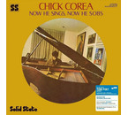 Chick Corea Now He Sings, Now He Sobs  ( Blue Note's Tone Poet)