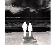 White Stripes / Jack White Under Great White Northern Lights