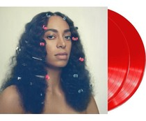 Solange Knowles A Seat At The Table - RED vinyl