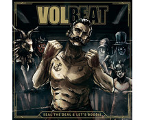 Volbeat -Seal the Deal & Let's Boogie =2LP +CD=