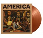 America America =180g= Coloured vinyl =