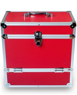 "VinylVinyl Storge Case for 12"" / LP (Aluminiium Silver/Black/Red/Rose)"