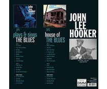 John Lee Hooker Plays & Sings the Blues + House of the Blues - 2lp=