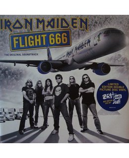 Iron Maiden Flight 666 - Picture Disc (2LP)