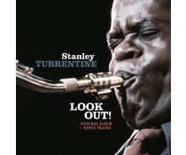Stanley Turrentine Look Out! = 180g = DMM cutting=