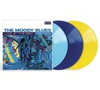 Moody Blues Live At The BBC 1967-1970 = coloured vinyl 3LP=