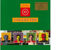 level 42 Collected =2xLP=180g=