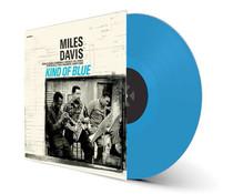 Miles Davis Kind of Blue - blue 180g vinyl -