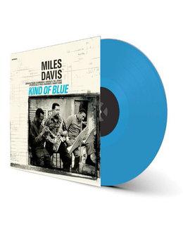 Miles Davis Kind of Blue - blue 180g vinyl -(alternative artwork)
