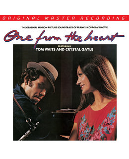 Tom Waits One From The Heart  ( And Crystal Gayle ) =MOFI=
