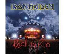 Iron Maiden Live  in Rio=3LP= remaster