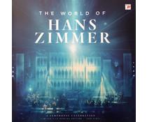 Hans Zimmer - OST - Soundtrack -World Of Hans Zimmer (A Symphonic Celebration) =3LP=