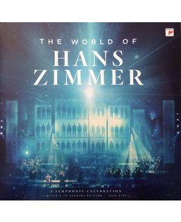 Hans Zimmer - OST - Soundtrack  The World Of Hans Zimmer (A Symphonic Celebration) =3LP=