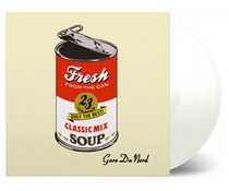 Gare Du Nord Fresh From the Can (compilation )  =2LP=180g Transparent =