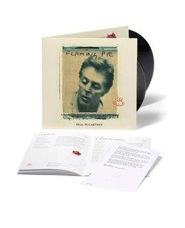 Paul McCartney Flamming Pie =Half Speed remaster=180G 2LP+ book=