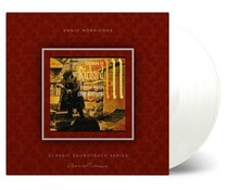 Ennio Morricone -OST- Soundtrack Symphony For Richard III =transparent vinyl=