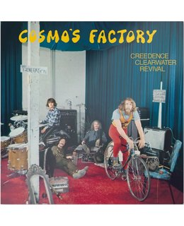 Creedence Clearwater Revival= CCR = Cosmo's Factory = Half Speed Remaster =