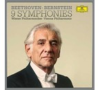 Leonard Bernstein Beethoven 9 Symphonies = 9LP = 180g = Half-Speed remastered