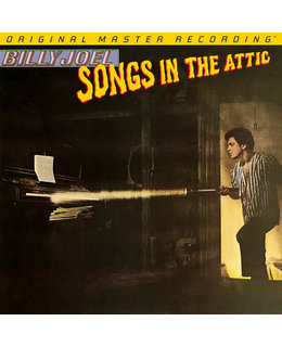 Billy Joel Songs in the Attic =180g 45RPM 2LP =MOFI=Numbered