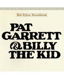 Bob Dylan Pat Garrett & Billy the Kid = 180g LP  =MFSL=SOUNDTRACK