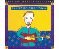 Richard Thompson Rumor and Sigh (Numbered 180g Vinyl 2LP) = MFSL=