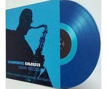 Sonny Rollins Saxophone Colossus =180g  blue vinyl =