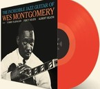 Wes Montgomery Incredible Jazz Guitar = red vinyl =